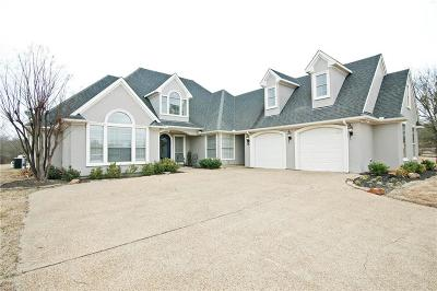 Royse City Single Family Home Active Option Contract: 9711 Michelle Circle