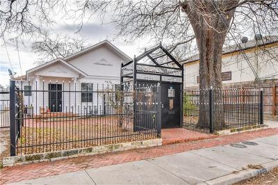 Dallas Multi Family Home For Sale: 3404-6 San Jacinto Street