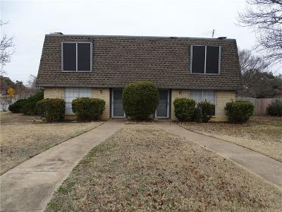 Fort Worth Multi Family Home Active Option Contract: 4509 Altamesa Boulevard
