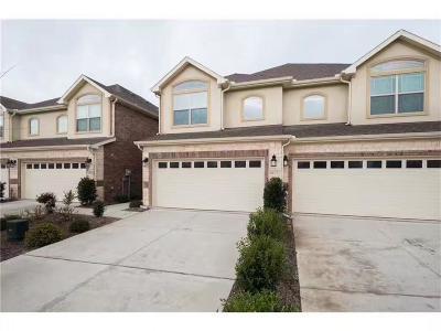 Allen Single Family Home For Sale: 1815 Valencia Drive