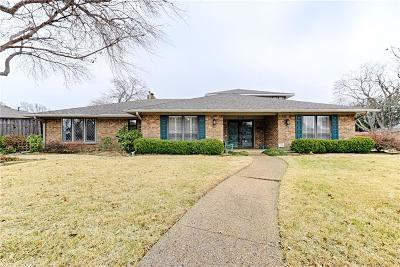 Carrollton Single Family Home For Sale: 2800 S Surrey Drive