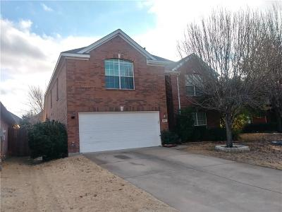 Euless Single Family Home For Sale: 1902 Park Vista
