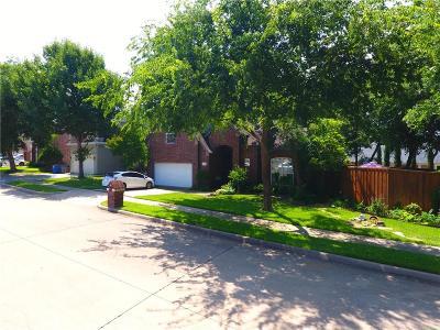 Allen Single Family Home For Sale: 1629 Roma Lane