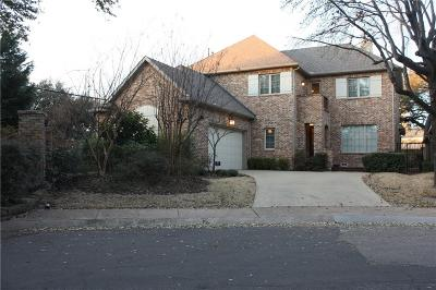 Dallas TX Single Family Home For Sale: $799,500