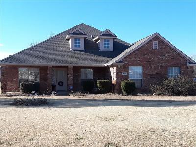 Joshua Single Family Home For Sale: 3008 Robinwood Court