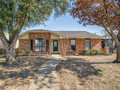 Plano Single Family Home For Sale: 5040 Frontier Lane