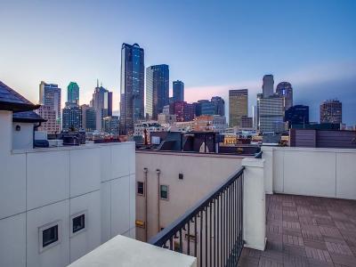 Dallas Townhouse For Sale: 427 S Cesar Chavez Boulevard