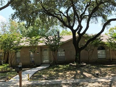 Carrollton Single Family Home For Sale: 2060 E Peters Colony Road