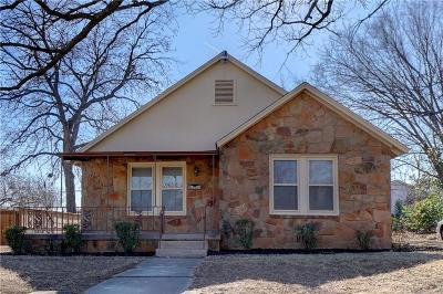 Fort Worth Single Family Home For Sale: 2900 Primrose Avenue