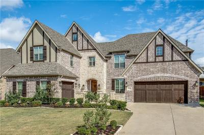 Prosper Single Family Home For Sale: 3721 Spicewood Drive