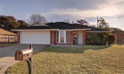 Weatherford Single Family Home For Sale: 214 Cedar Street