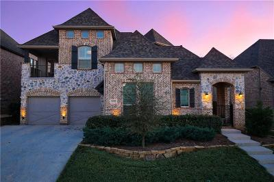Grapevine Single Family Home For Sale: 1079 Lavon Drive