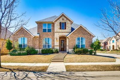 Lewisville Single Family Home For Sale: 404 Lavaine Lane