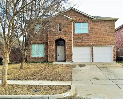 Mansfield Single Family Home For Sale: 4512 Ridgeway Drive