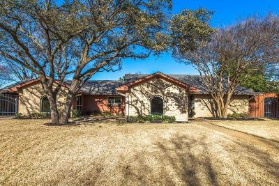 Single Family Home For Sale: 4015 Flintridge Drive