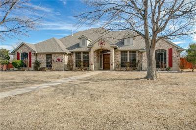 Haslet Single Family Home For Sale: 404 Birchwood Lane