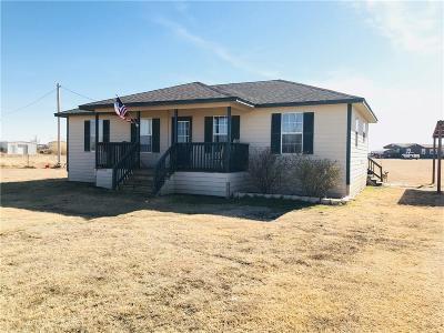 Abilene Single Family Home For Sale: 11749 County Road 306