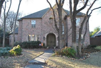 Coppell Single Family Home For Sale: 141 Dickens