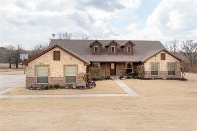 Weatherford Single Family Home For Sale: 196 Sandpiper Drive