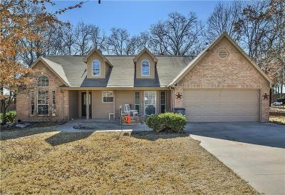 Weatherford Single Family Home For Sale: 112 Deep Wood Lane