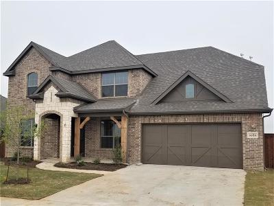 Fort Worth Single Family Home For Sale: 9309 Horsemanship Drive