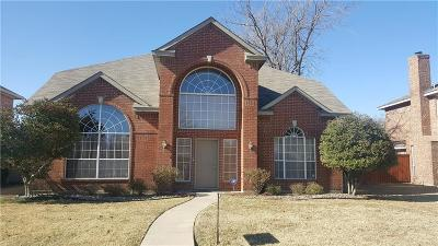 Frisco Single Family Home For Sale: 8113 Dock Street