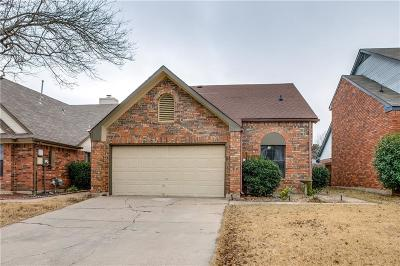 Lewisville Single Family Home For Sale: 1224 Settlers Way