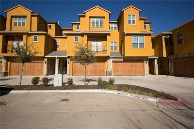 Grand Prairie Townhouse For Sale: 2650 Venice Drive #3