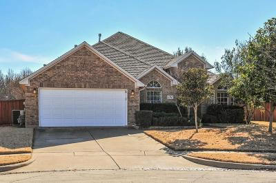 Arlington Single Family Home For Sale: 2400 Honey Drive