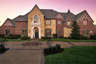 Coppell Single Family Home For Sale: 609 Inglenook Court