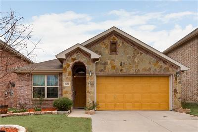 Haltom City Single Family Home For Sale: 5128 Mirror Lake Drive