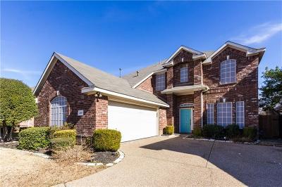 Arlington Single Family Home For Sale: 3317 Landhope Circle