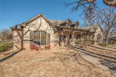 Weatherford Single Family Home For Sale: 101 Whitetail Run