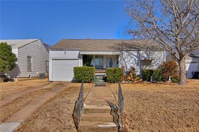 Tarrant County Single Family Home For Sale: 3321 Purington Avenue