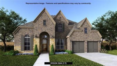Prosper Single Family Home For Sale: 4140 Paddock Lane