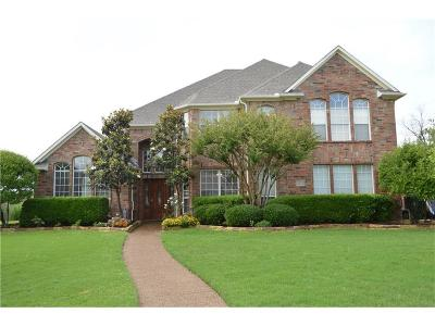 Southlake Single Family Home Active Option Contract: 1514 Spruce Court
