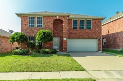 Fort Worth Single Family Home Active Option Contract: 4172 Fossile Butte Drive