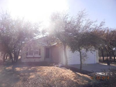 Brownwood Single Family Home Active Option Contract: 1210 Southgate Drive