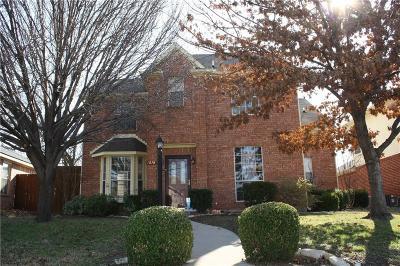 Frisco Single Family Home For Sale: 7878 Kings Ridge Road