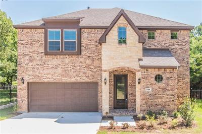 Corinth Single Family Home For Sale: 1300 Shards Court