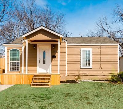 Single Family Home Active Option Contract: 7624 Osbun Street