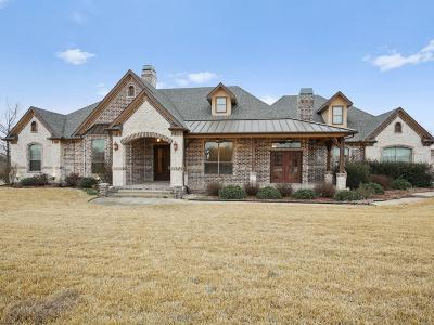 Royse City Single Family Home Active Option Contract: 404 Dove Landing
