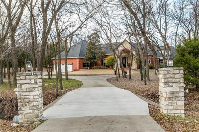 Celina Single Family Home For Sale: 3701 Preston Hills Circle