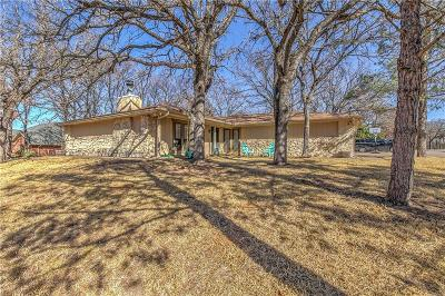 Granbury Single Family Home For Sale: 5401 Cortez Drive