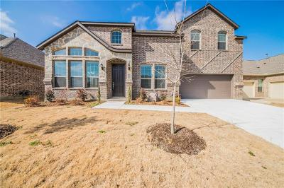 Denton Single Family Home For Sale: 5716 Eagle Mountain Drive