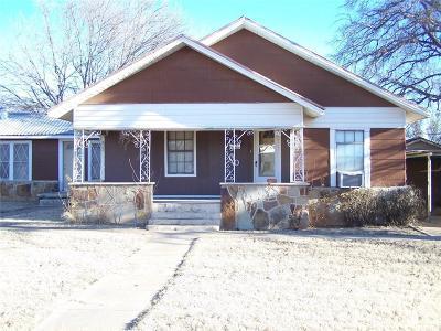 Ranger Single Family Home For Sale: 630 Cypress