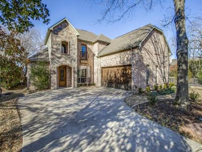 Rockwall, Fate, Heath, Mclendon Chisholm Single Family Home Active Option Contract: 5512 Canada Court