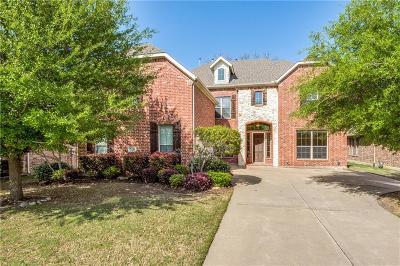 Allen Single Family Home For Sale: 924 Colorado Drive