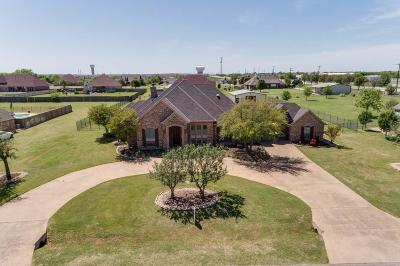 Haslet TX Single Family Home For Sale: $559,700