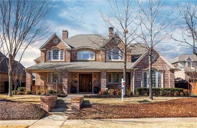 Colleyville Single Family Home For Sale: 6712 Whittier Lane